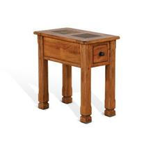 See Details - Sedona Chair Side Table