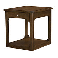 Product Image - Facet Rectangular End Table