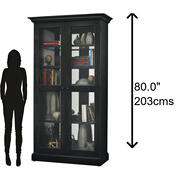 Howard Miller Lennon II Curio Cabinet 670006 Product Image