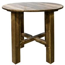 Homestead Collection Bistro Table, Stain and Lacquer Finish