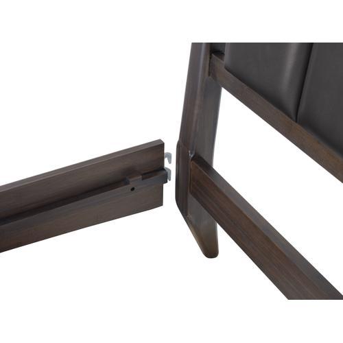 Greenington Fine Bamboo Furniture - Cypress California King Platform Bed, Havana
