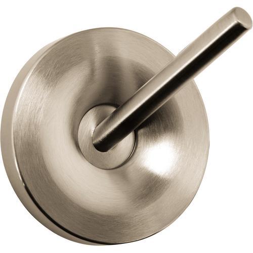 Brushed Nickel Hook