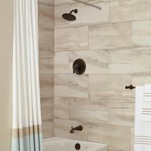 Fluent Bath/Shower Trim Kit 2.5 gpm - Oil Rubbed Bronze