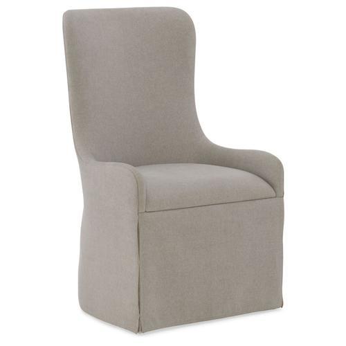 Dining Room Miramar Aventura Gustave Upholstered Host Chair