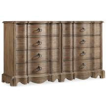 View Product - Corsica Eight Drawer Dresser