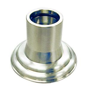 Shower Rod Flange - Brushed Nickel Product Image