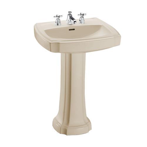 Product Image - Guinevere® Pedestal Lavatory - Bone