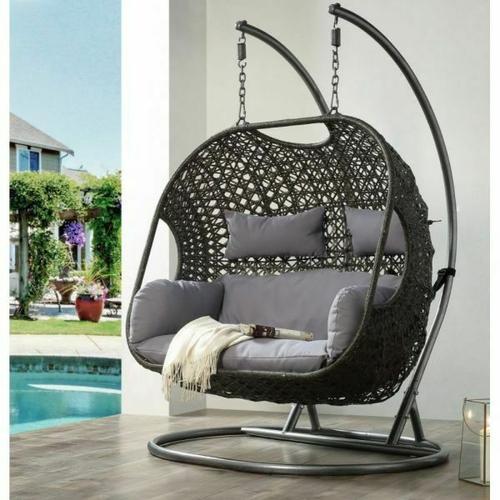 Acme Furniture Inc - Vasant Patio Swing Chair