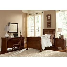 Sleigh Bed in Twin & Full