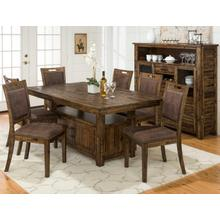 Cannon Valley High/low Table W/(4) Stools