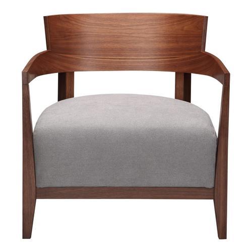 Volta Arm Chair Grey