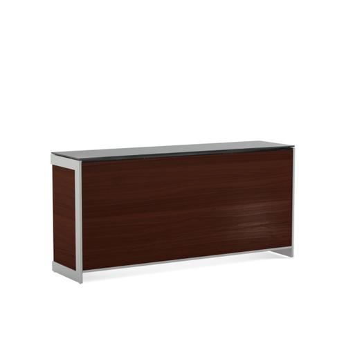 Return End Panel 6012 in Chocolate Stained Walnut
