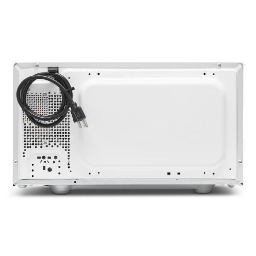 Whirlpool - 0.9 Cu. Ft. Capacity Countertop Microwave with 900 Watt Cooking Power