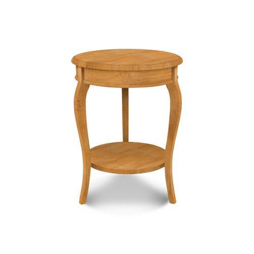 John Thomas Furniture - 18'' Cambria Accent Table