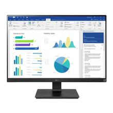 25'' BL55WY Series 16:10 IPS Adjustable Computer Monitor with Flicker Safe & various interfaces