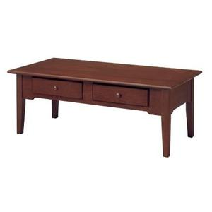 Leisters Furniture - Rectangular Coffee Table with 2 Drawers