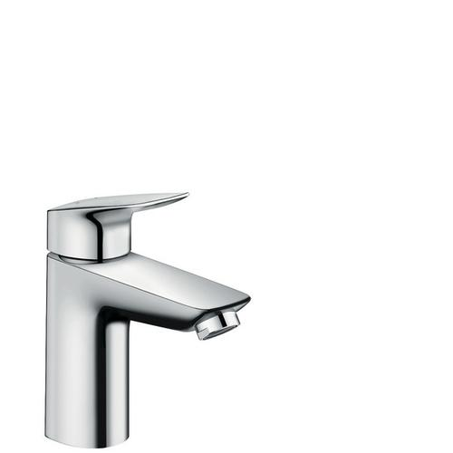 Chrome Single-Hole Faucet 100, 1.0 GPM