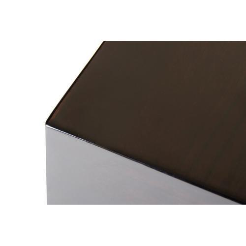 VIG Furniture - Modrest Christa Modern Ebony High Gloss Dining Table