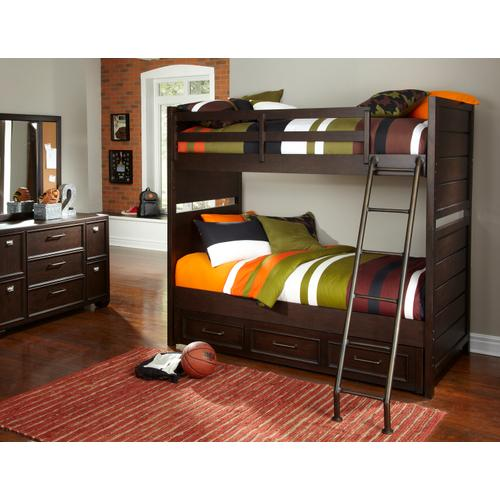Clubhouse Trundle Storage Unit
