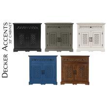 """Decker 32"""" Accent Cabinet"""