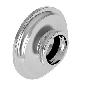 Polished Chrome Shower Rod Brackets Product Image