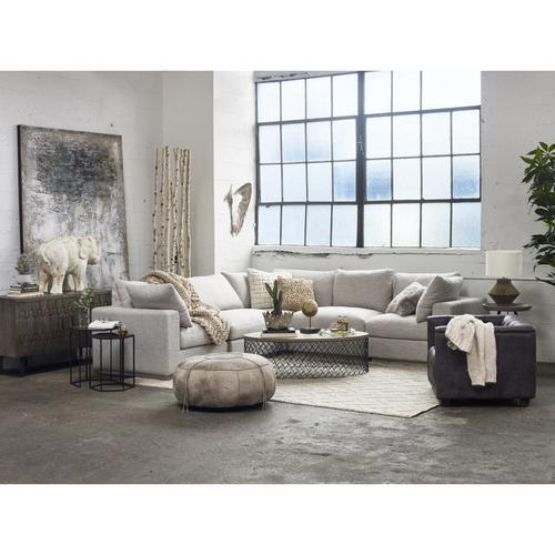 Moe's Home Collection - Justin Corner Taupe