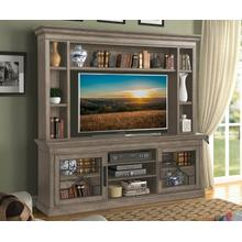 SUNDANCE - SANDSTONE 92 in. Console with Hutch