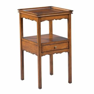 8-1063 Cordial Table with Drawer