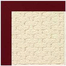 Creative Concepts-Sugar Mtn. Canvas Burgundy Machine Tufted Rugs