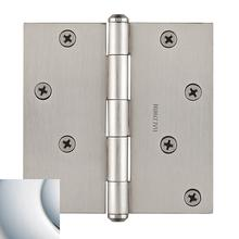 View Product - Polished Chrome BR7028 Square Hinge