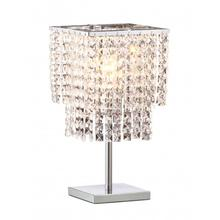 See Details - Falling Stars Table Lamp Chrome