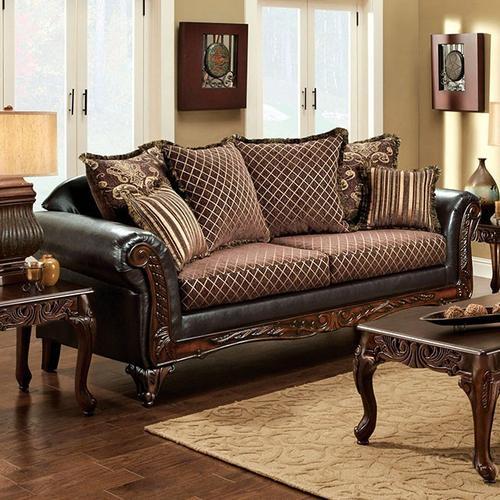 Furniture of America - San Roque Sofa