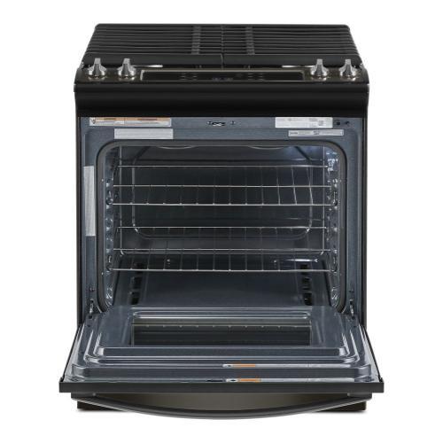 Whirlpool - 5.0 Cu. Ft. Whirlpool® Gas Range with Frozen Bake™ Technology