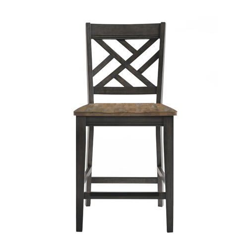 Intercon Furniture - Harper Lattice Back Stool