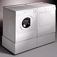 Laundry Pedestals - 2 Pack