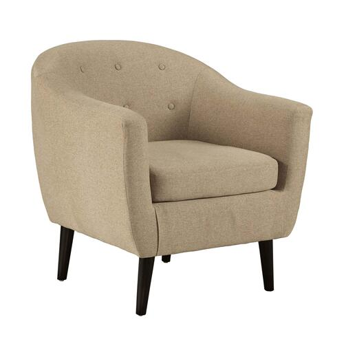 Klorey Accent Chair Khaki