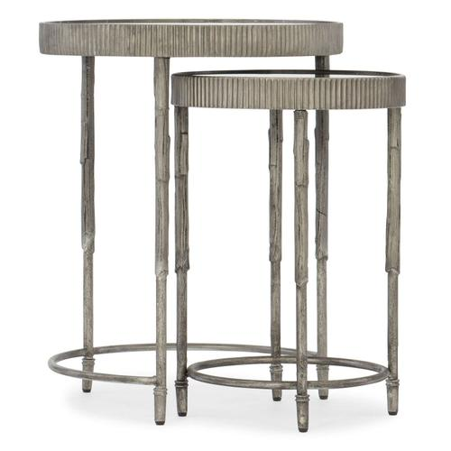 Living Room Accent Nesting Tables