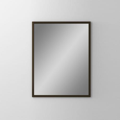 "Main Line 23-1/8"" X 29-7/8"" X 1-5/8"" Rosemont Framed Mirror In Brushed Bronze"