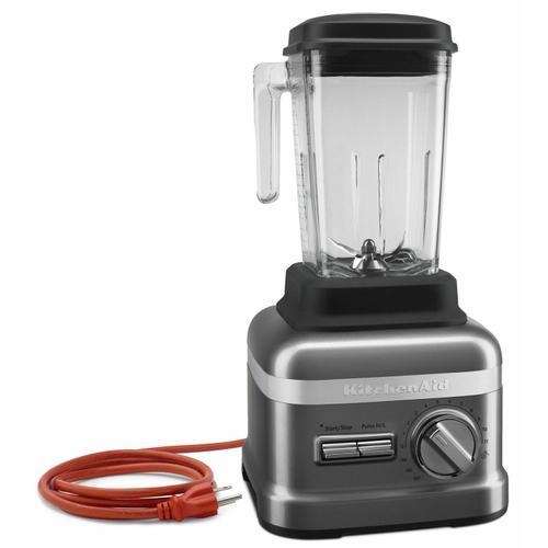 Gallery - NSF Certified® Commercial Culinary Blender with 3.5 peak HP Motor - Dark Pewter