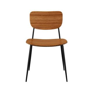 See Details - Soho Chair, Amber (Set of 2)