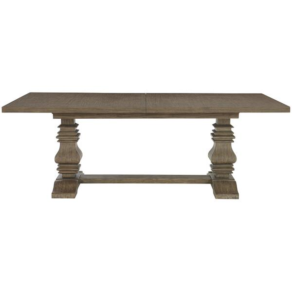 See Details - Canyon Ridge Dining Table in Desert Taupe (397)