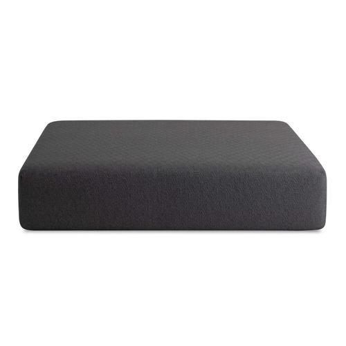 """Malouf - 12"""" Gel Memory Foam Mattress, Firm - Full"""