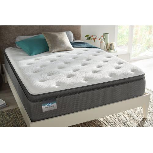 BeautySleep - Keyes Peak - Pillow Top - Luxury Firm - King