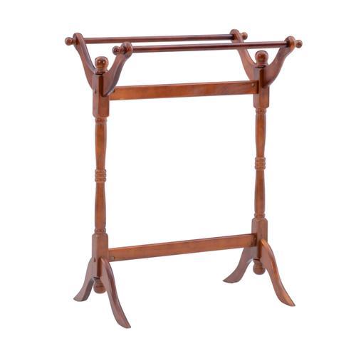 Gallery - Heirloom Cherry Blanket Rack