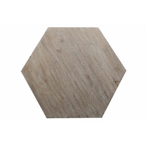 CROSSINGS EDEN Hexagonal Cocktail Table
