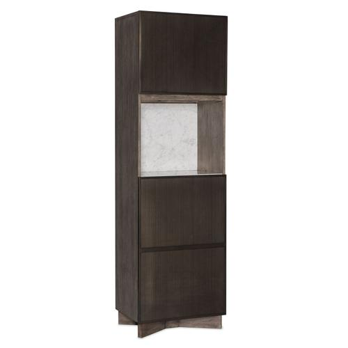 Dining Room Melange Virtrine Bar Cabinet