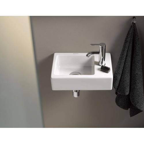 White Vero Air Furniture Handrinse Basin