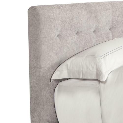JODY - PORCELAIN Upholstered Bed Collection (Natural)