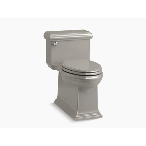 Cashmere One-piece Compact Elongated 1.28 Gpf Chair Height Toilet With Slow Close Seat