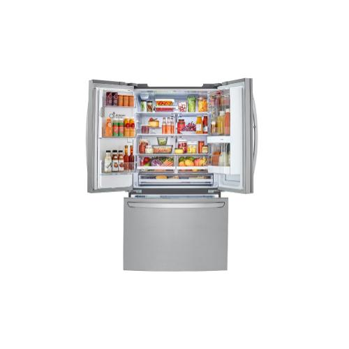 26 cu. ft. Smart wi-fi Enabled InstaView™ Door-in-Door® Refrigerator